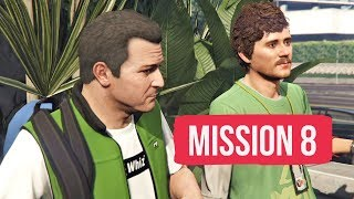 Grand Theft Auto V - Mission 8: Friend Request [PS4 Pro]