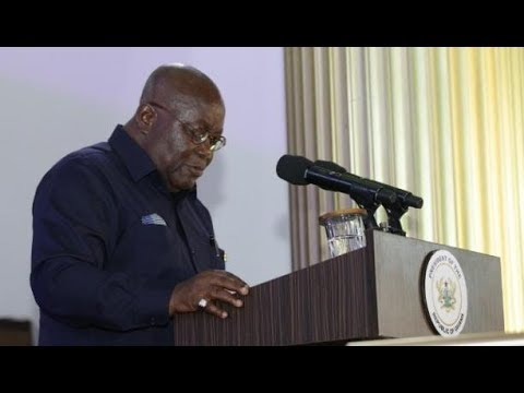 WE WILL CREATE ASSETS FOR GHANA FROM OIL MONEY - Prez Akufo-Addo