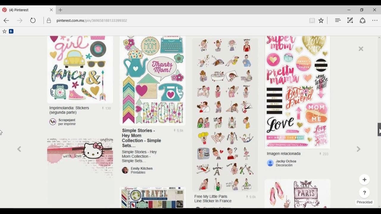 Kits Scrapbooks Y Papel Deco Super Lindo Y Gratis Avril