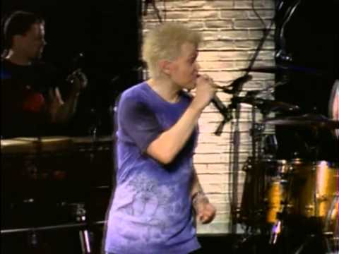 Billy Idol - Eyes Without a Face Live (with Lyric)