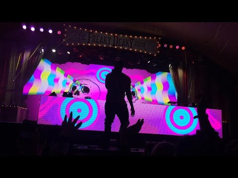 Captain Murphy - Flying Lotus: Mighty Morphin Foreskin (LIVE)