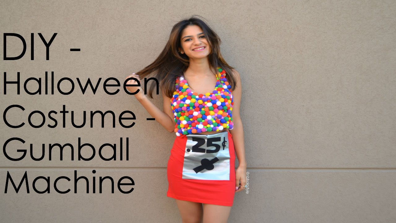 Teenage Girl Halloween Costumes Diy