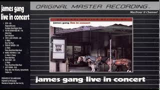james̰ gang̰ (Joe Wals̰h̰) Live in Concert 1971 Full Album HQ