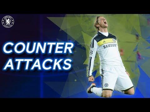 Chelsea's Most Devastating Counter Attacks