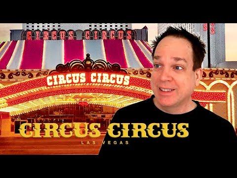 Circus Circus Las Vegas Buffet - Big Top Bites!