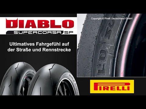 Pirelli Diablo Supercorsa SP - Werbespot 2015
