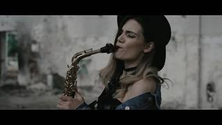Martin Garrix & Dua Lipa - Scared To Be Lonely By Alexandra | Saxophone Version ( 4k)