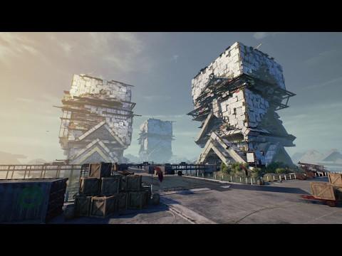 Atlantis - Ancient Civilizations: Lost & Found (ArtStation Challenge 2017)