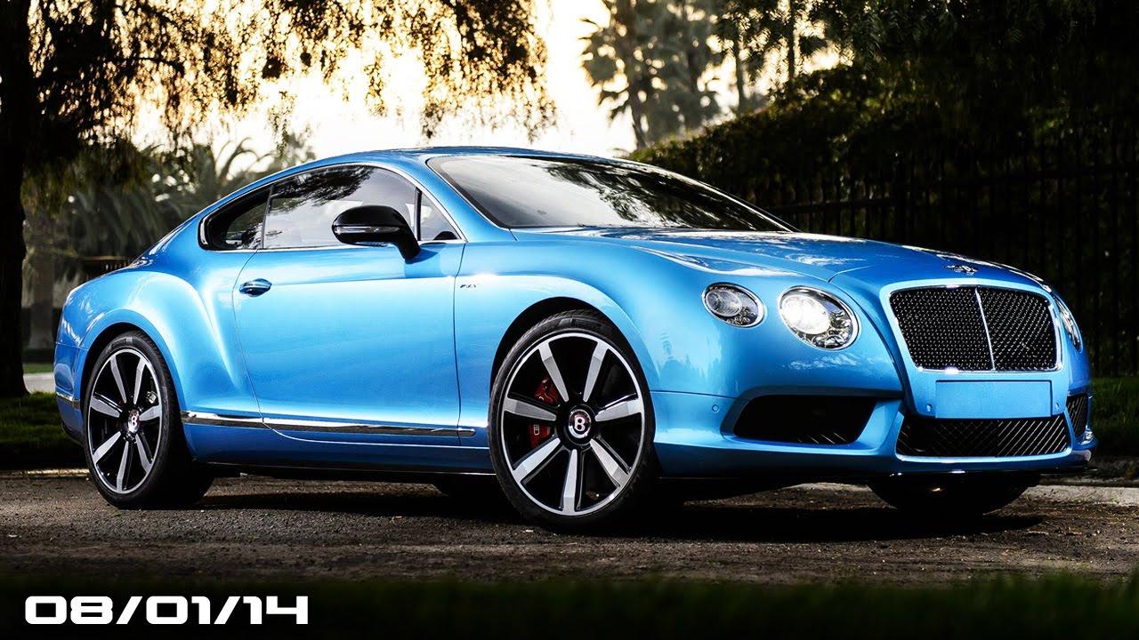 Bentley R8 Coupe Jaguar XES Shown Polaris Slingshot  Fast Lane