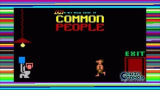 Common People [ Bitpop / Chiptune ] - Tribute to Pulp & David Whittaker