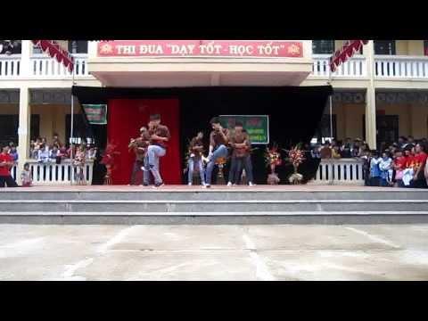 [Dance] Lý Kéo Chài - G6 trường THPT Triệu Sơn 3 - 18/11/2013
