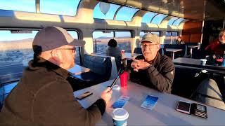 VoteMatrix Whistle Stop 1 - Sacramento to Klamath Falls Interview