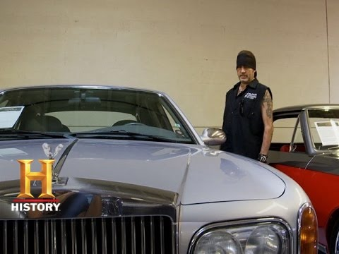 Counting Cars: Danny's First Ride in a RollsRoyce  History