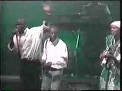 Koffi Olomide & Magic System Live: Premier gaou (2)