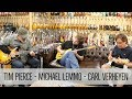 Jam Session - Tim Pierce, Michael Lemmo, Carl Verheyen at Norman's Rare Guitars