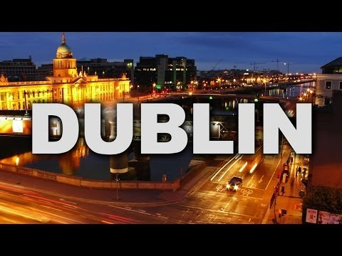 Dublin, the Capital City of Ireland