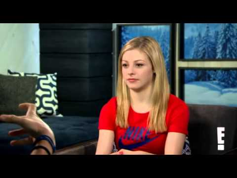 Gracie Gold Reveals Her Celebrity Crush