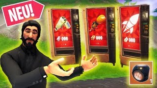 NEW Fortnite AUTOMATEN! EVERYTHING FREE!!!