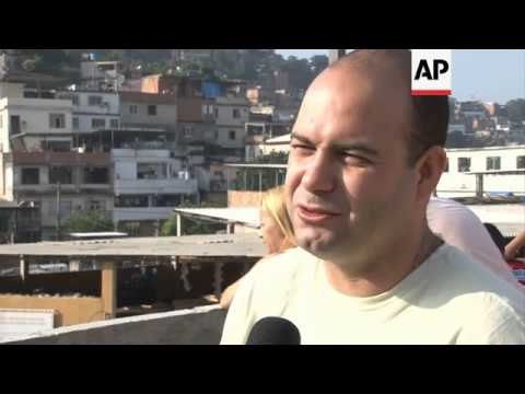 """""""RUN FOR PEACE"""" COMPETITION IN ALEMAO FAVELA"""