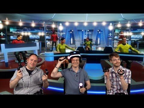 Star Trek Bridge Crew: Koop-Video mit PSVR, HTC Vive & Oculus Rift (deutsch)