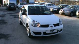 2007 Renault Clio 1.2 16V Storia Team Review,Start Up, Engine, and In Depth Tour