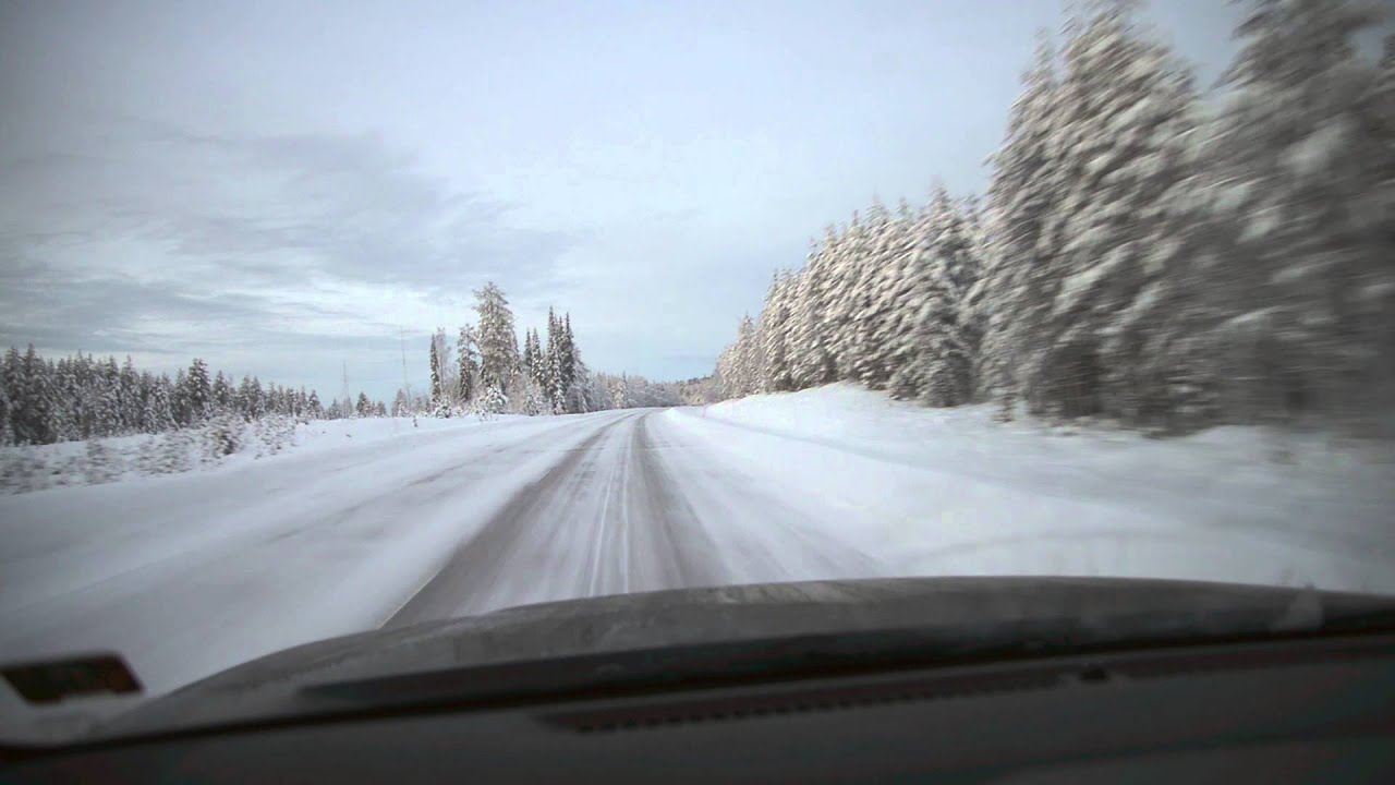 Trip to the North with Viking Contact 6 Tires - YouTube