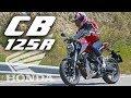 Honda CB125R 2018: Prueba a fondo
