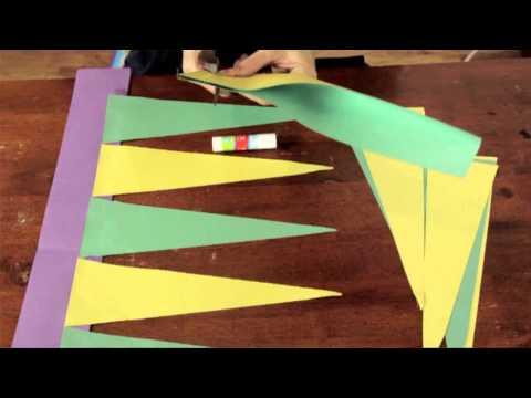 Mardi Gras Preschool Activity : Preschool & Kindergarten Crafts