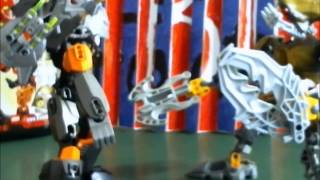 Bionicle vs Hero Factory