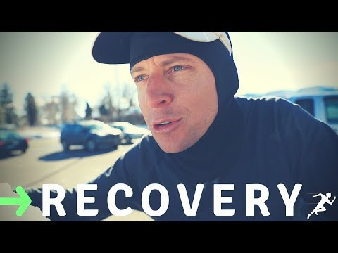Marathon and Long Run Recovery, it's an art form
