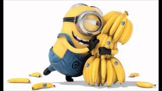 the minion banana and barbara ann song despicable me 2