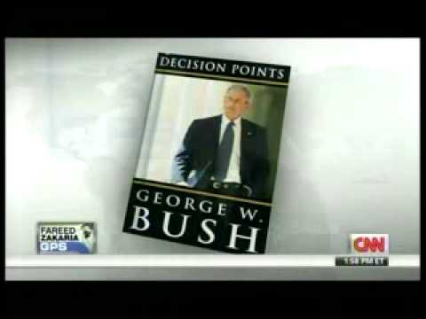 DECISION POINTS / BUSH / BOOK of the WEEK !