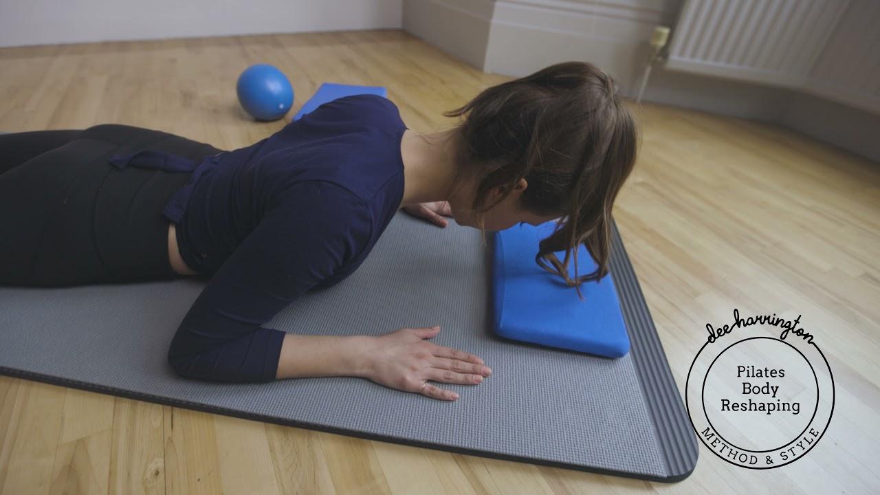 Pilates - Beginner 1 - Dee Harrington