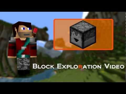 Minecraft 1.5 Blocks & Items: Dropper