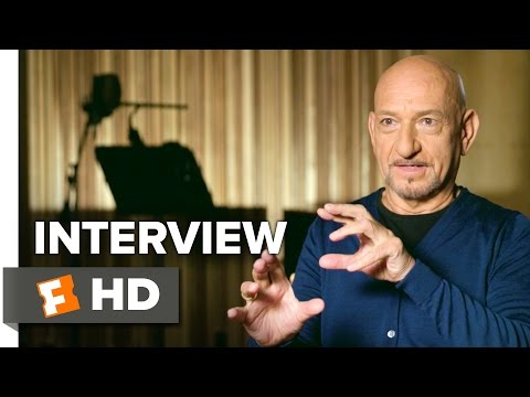 The Jungle Book Interview - Ben Kingsley (2016) - Adventure Movie HD