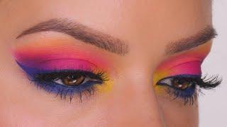 ABH x Alyssa Edwards Palette Makeup Tutorial | Festival Makeup | Shonagh Scott