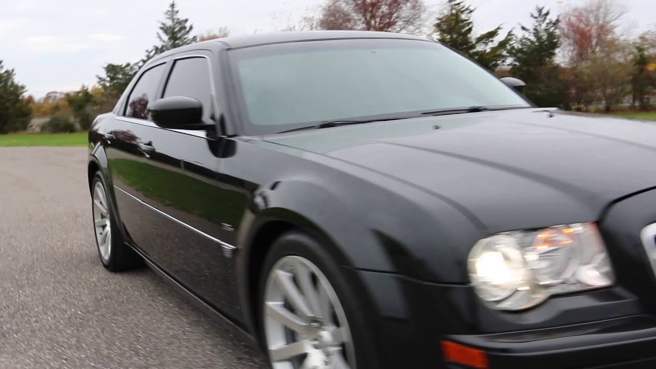 2006 Chrysler 300 SRT8 For SaleBlack on BlackHEMIExhaust