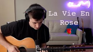 La Vie En Rose Cover