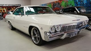 1965 Chevy Impala for sale