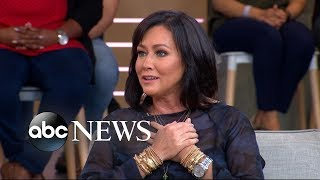 Shannen Doherty opens up about what's next after her battle with cancer