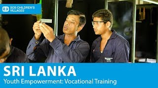 Sri Lanka: Youth Empowerment | SOS Children's Villages
