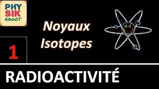 La radioactivité: partie 1