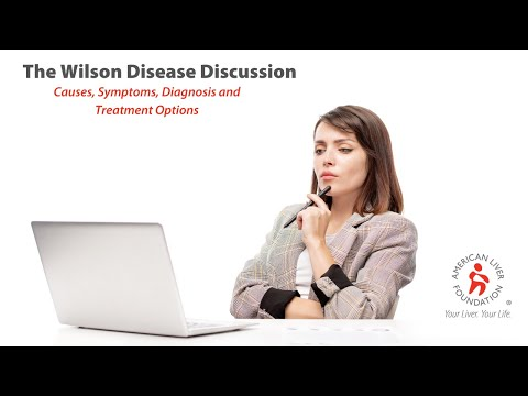 The Wilson Disease Discussion