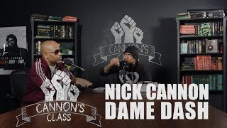 "On this episode of ""Cannon's Class"", Nick Cannon sits down with Dam..."