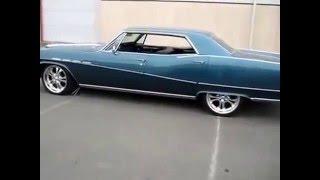 1967 Blue Buick Electra 225 Sedan