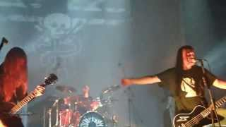 CARCASS - Captive Bolt Pistol (Live at Aurora, Saint-Petersburg, Russia)