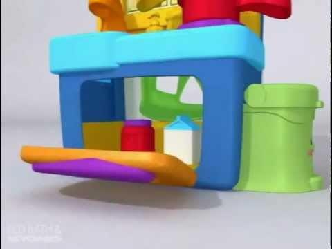 Fisher Price - Laugh & Learn Learning Kitchen
