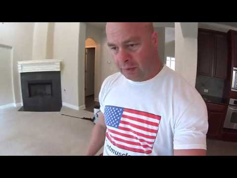 Large home carpet cleaning Lakeway Texas  Corey Carpet VLOG