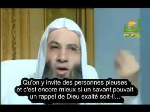Le mariage en Islam (Sheikh Mohamed Hassan)