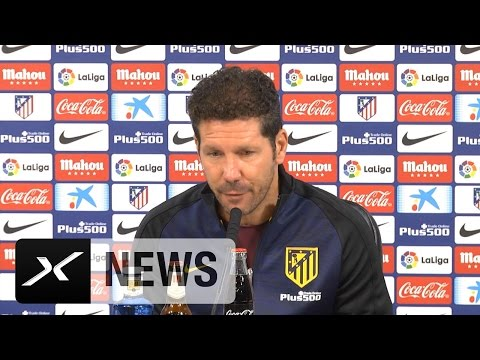 So will Diego Simeone Granada knacken | Atletico Madrid - FC Granada